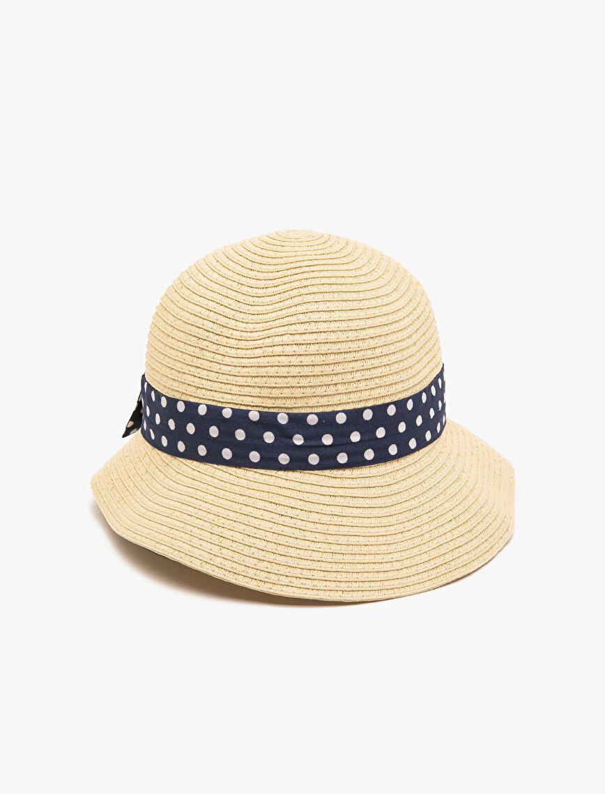 Puantiyeli Şapka