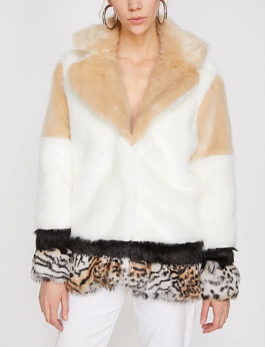 Leopar Patterned Coats