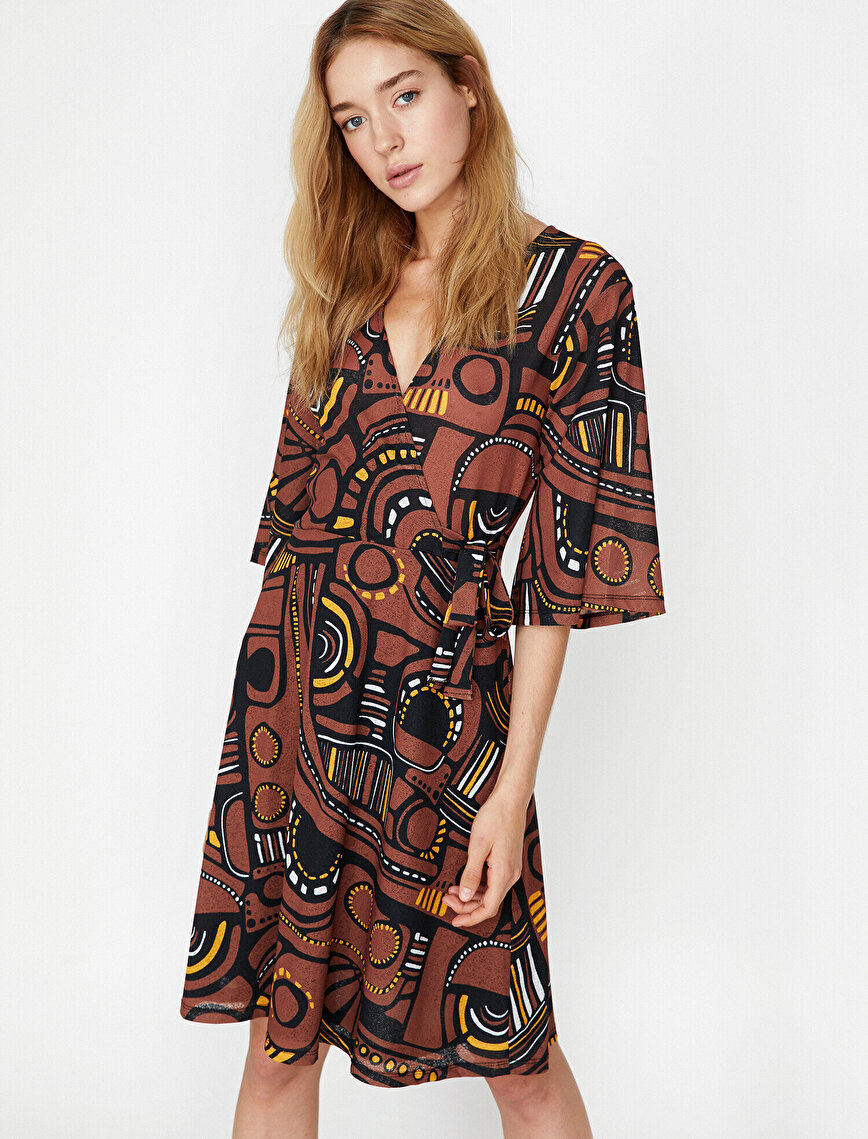 Patterned Dress