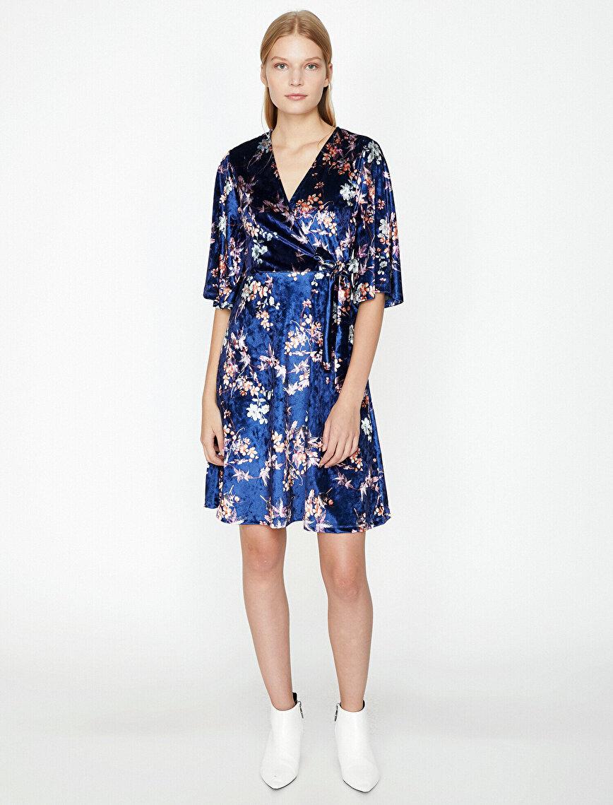 Floral Patterned Dress