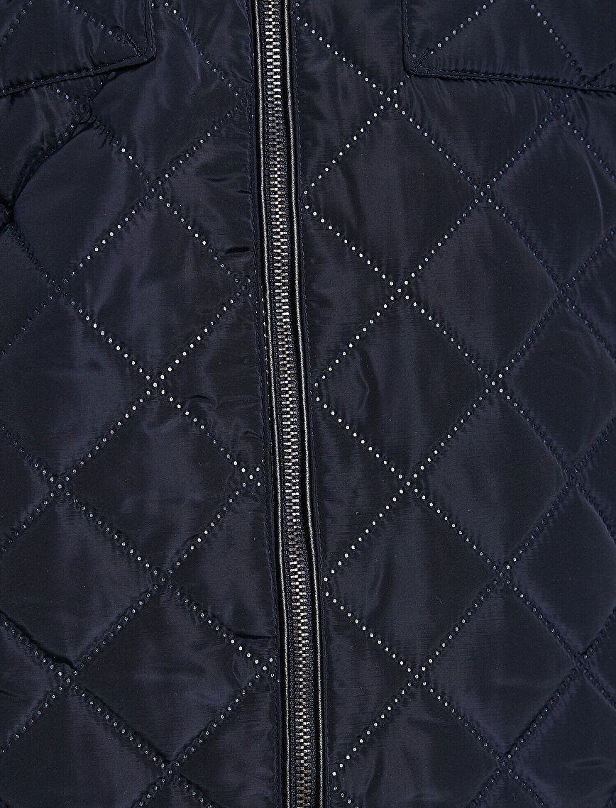 Pocket Detailed Coat