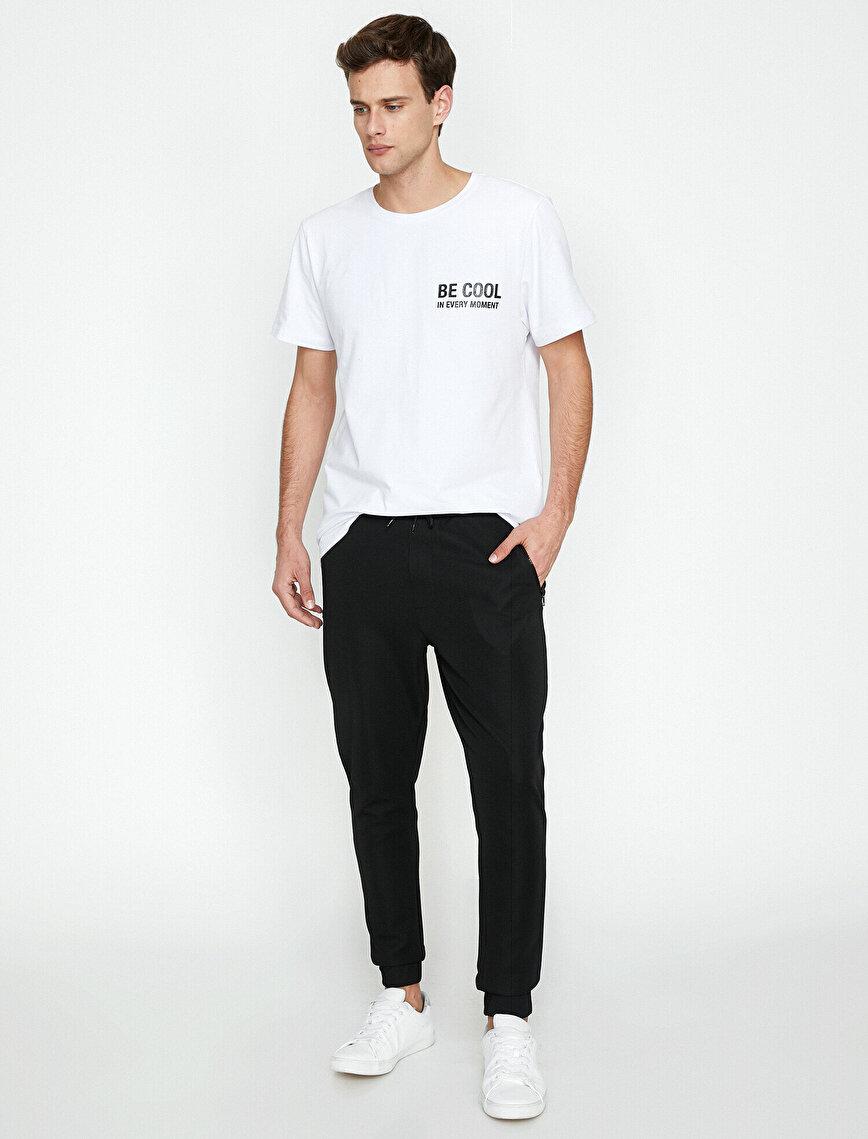 Pocket Detailed Joggings Pants
