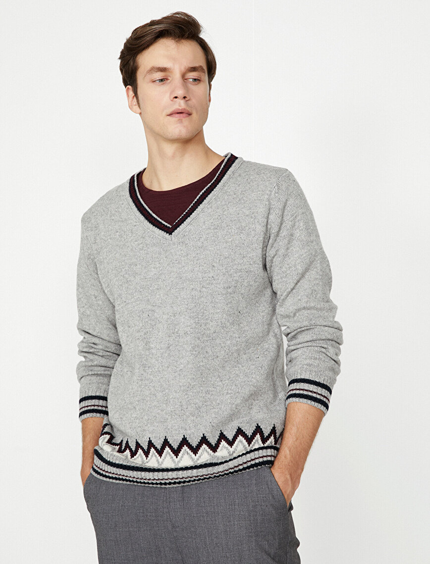 Patterned Jumper