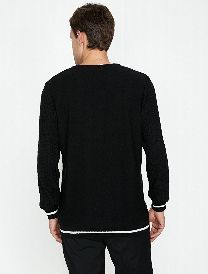 V Neck Jumper