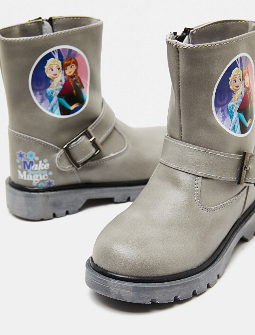 Frozen Printed Boots
