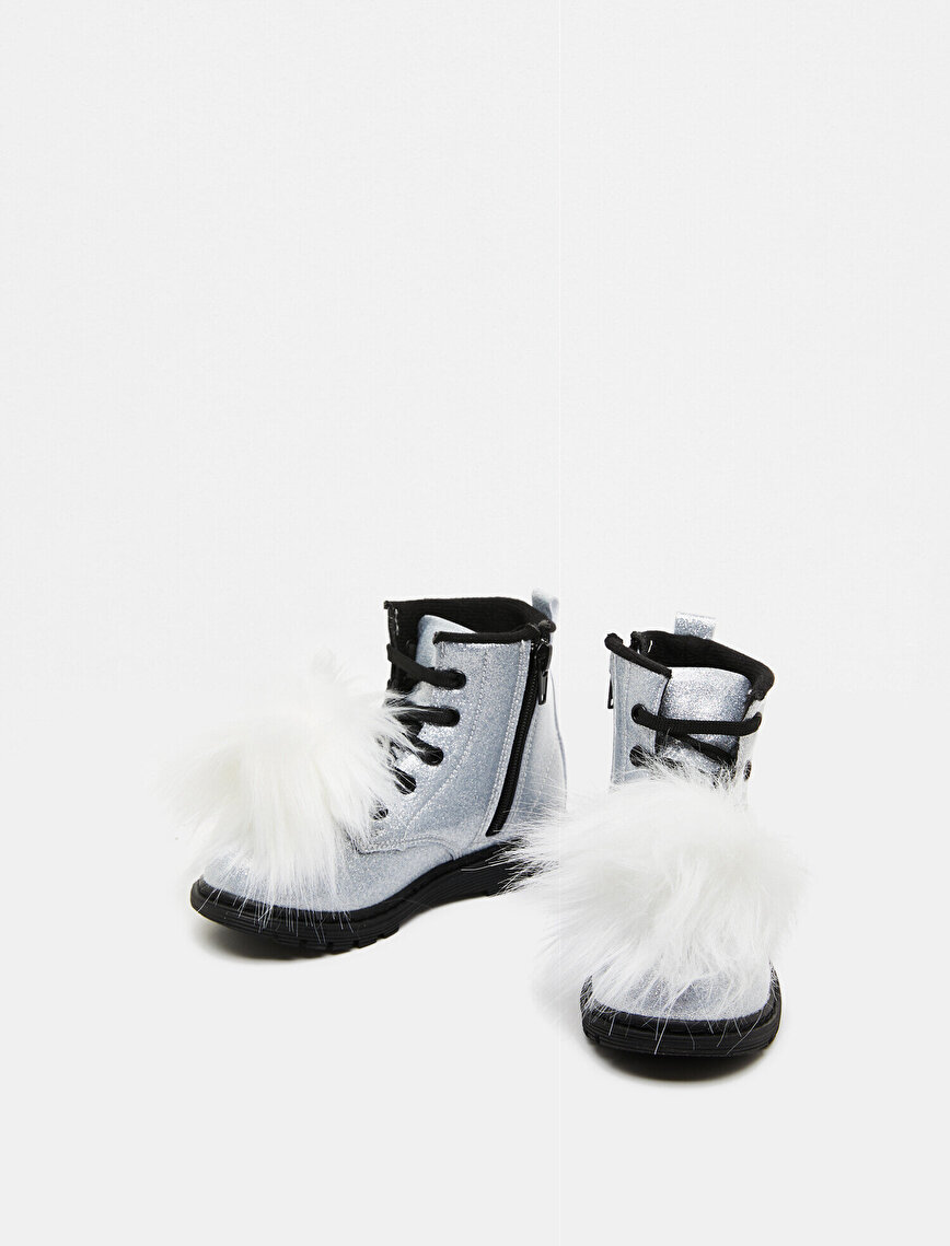 Taasel Detailed Boots