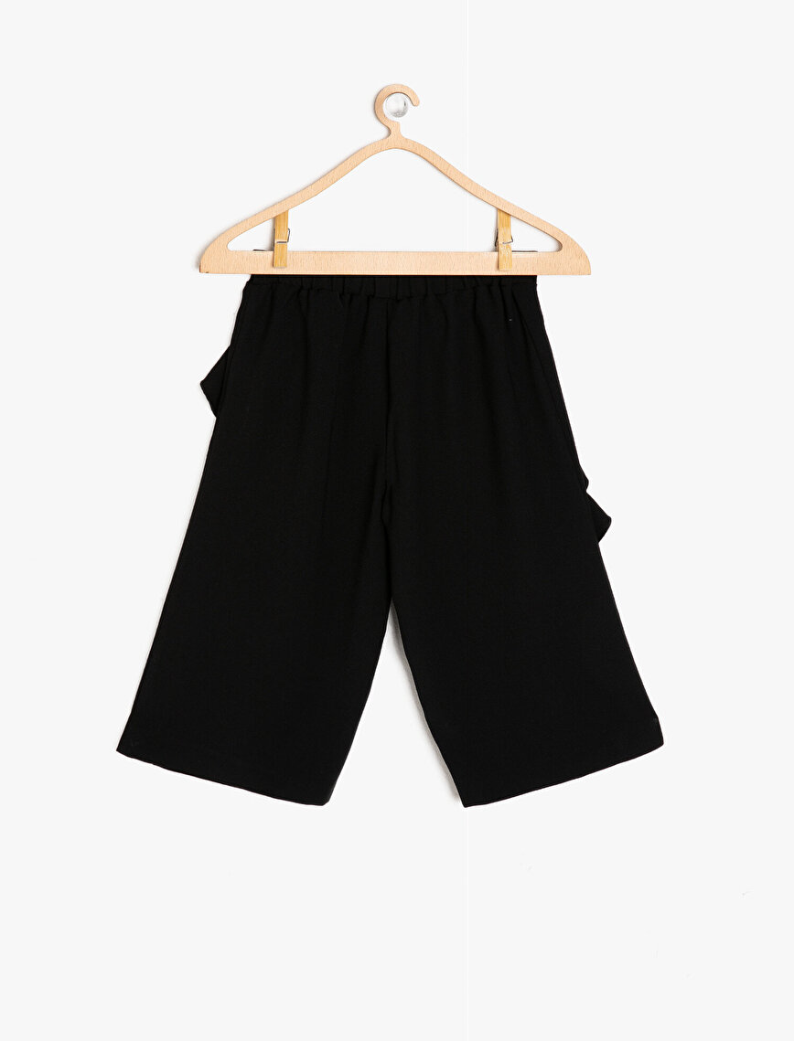 Frill Detailed Trousers