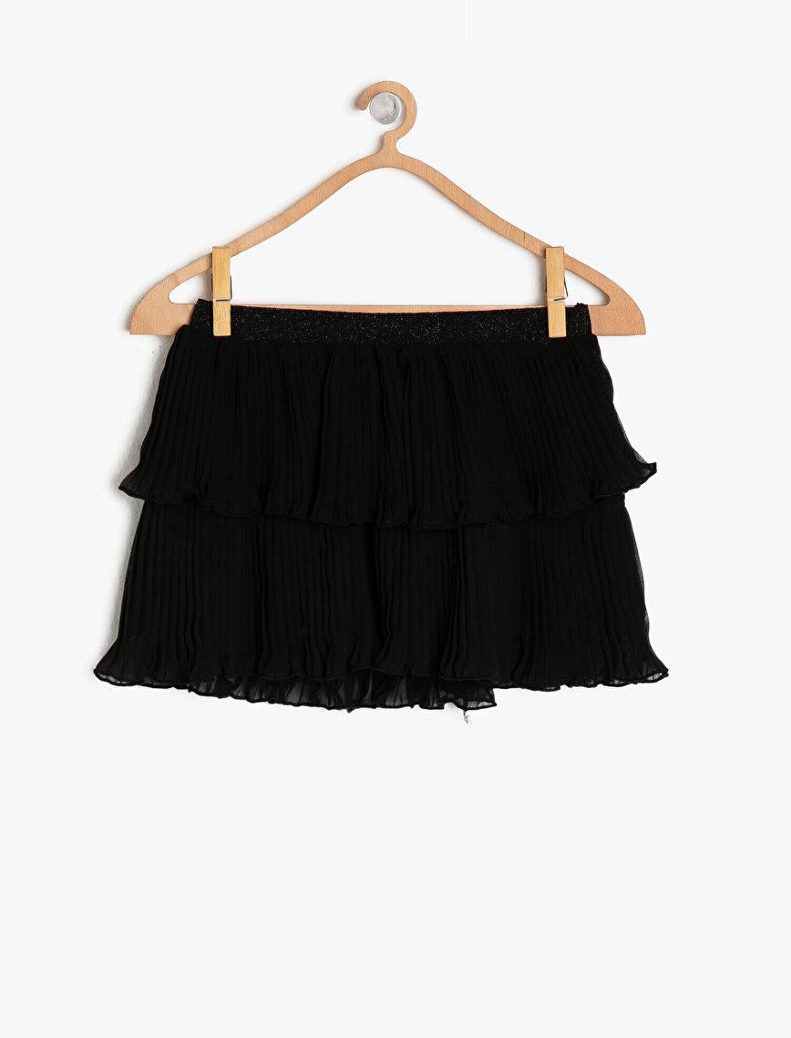 Frill Detailed Skirt