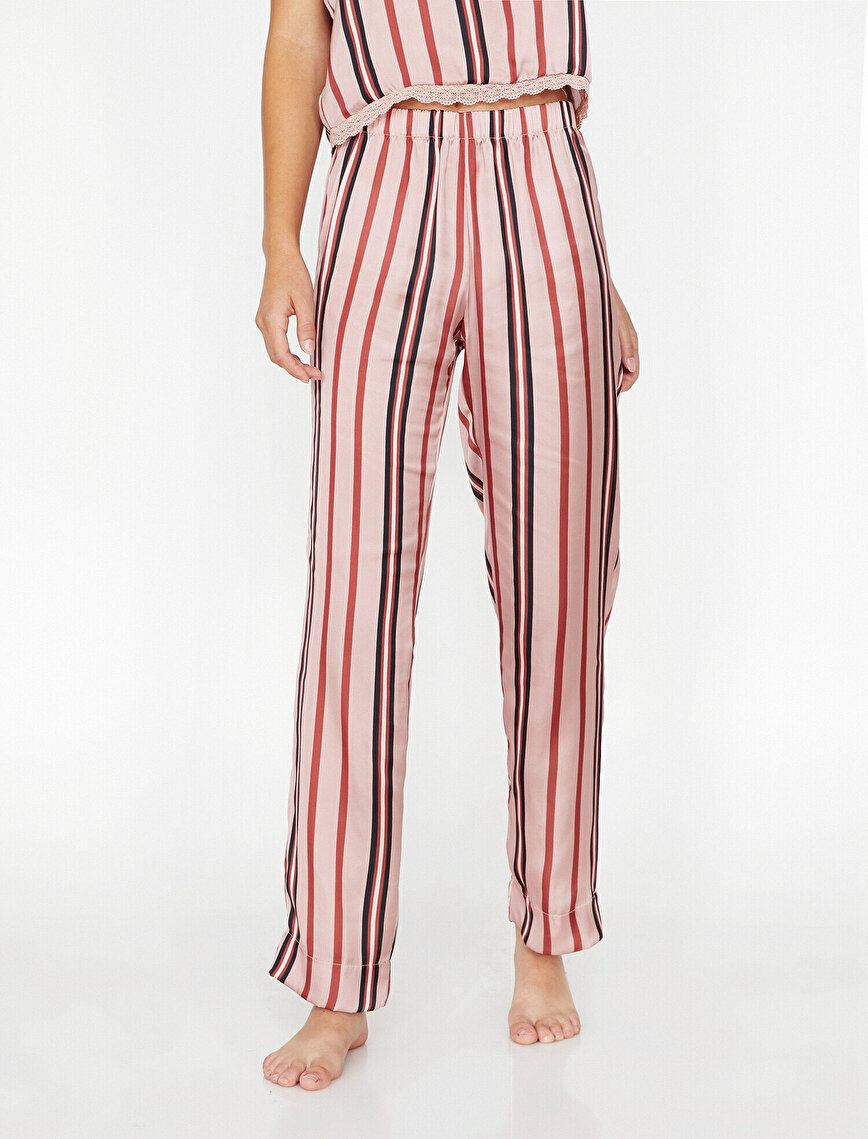 Striped Pjyama Bottom