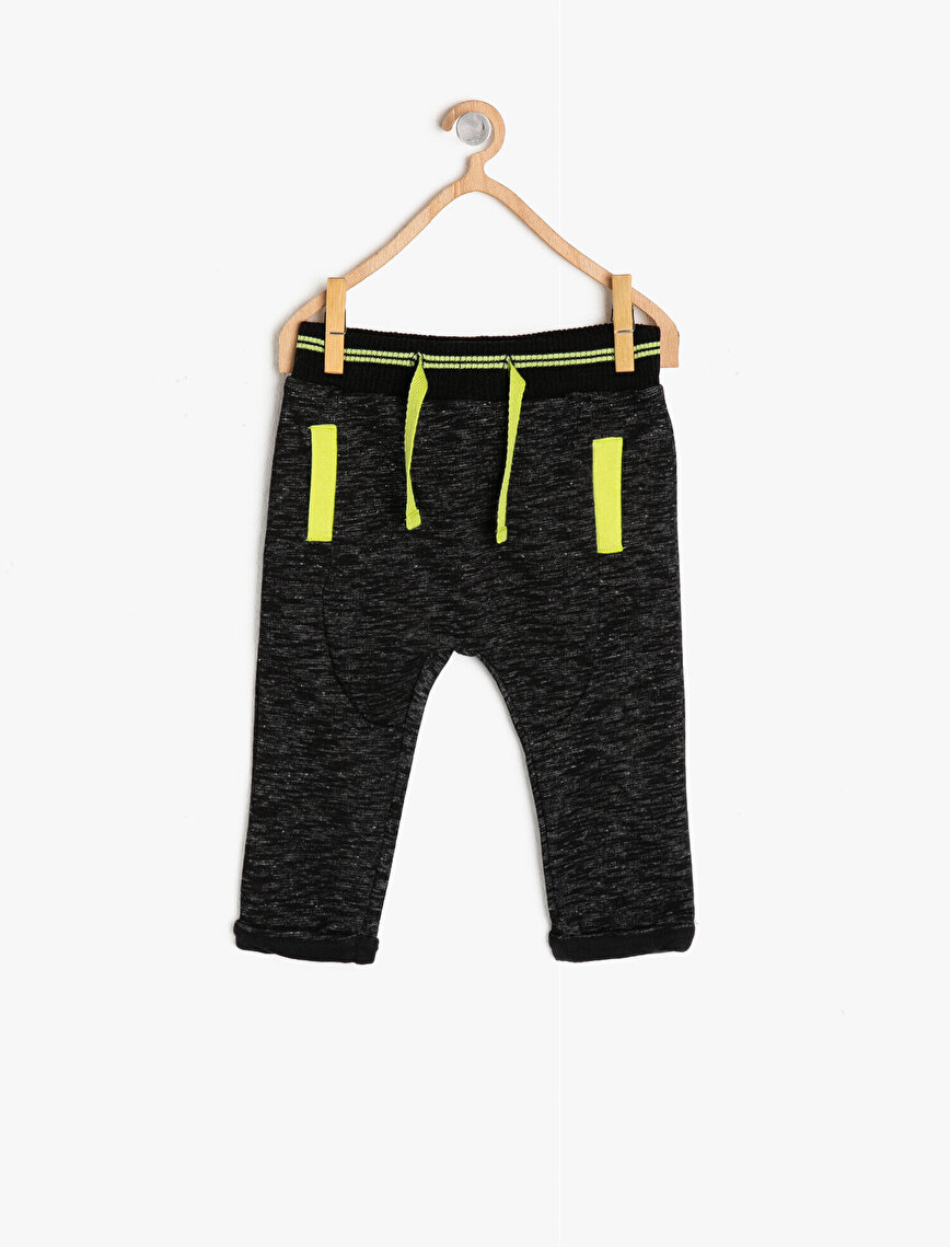 Tie Waist Joggings Pants