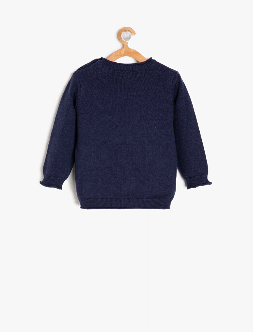 Button Detailed Sweaters
