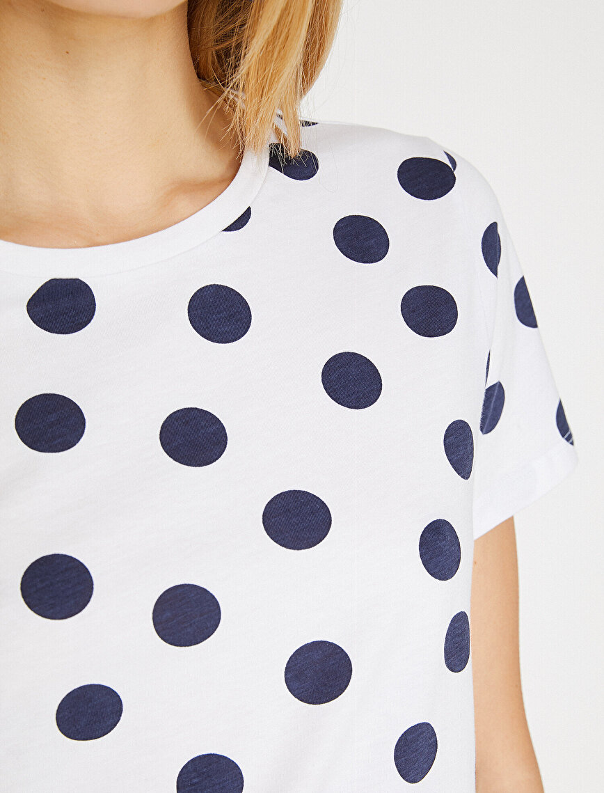 Dotted T-Shirt