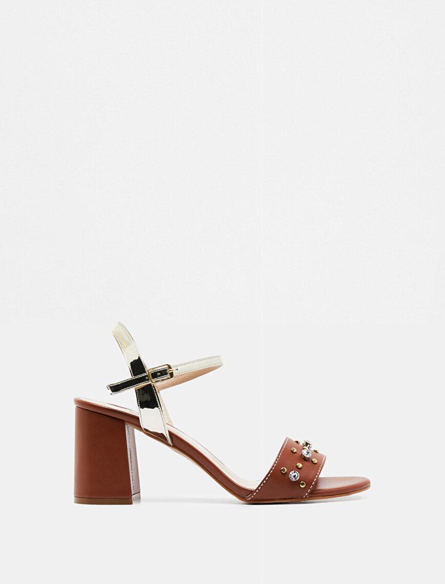 Arzu Sabancı for Koton Heels Shoes