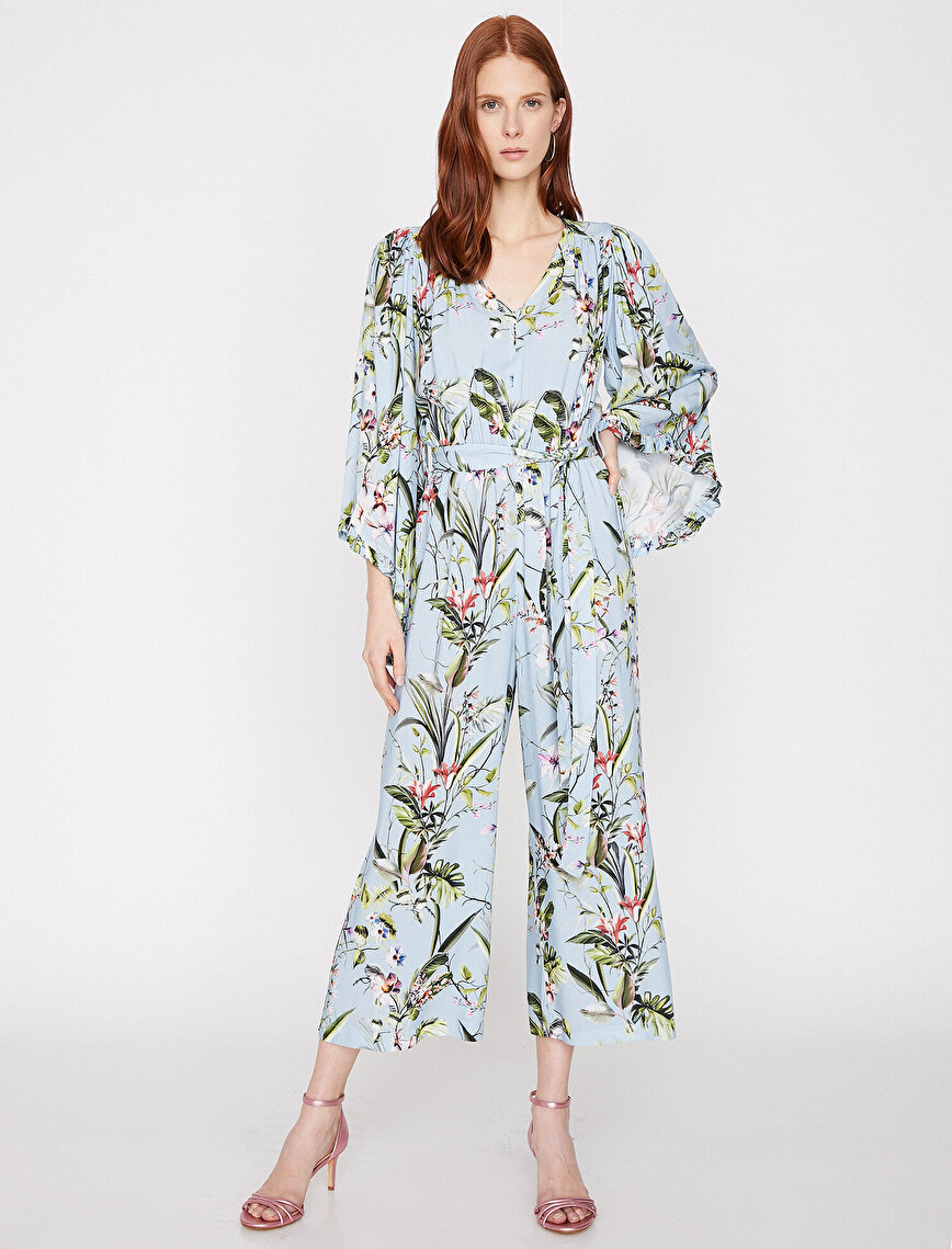 Patterned Jumpsuits