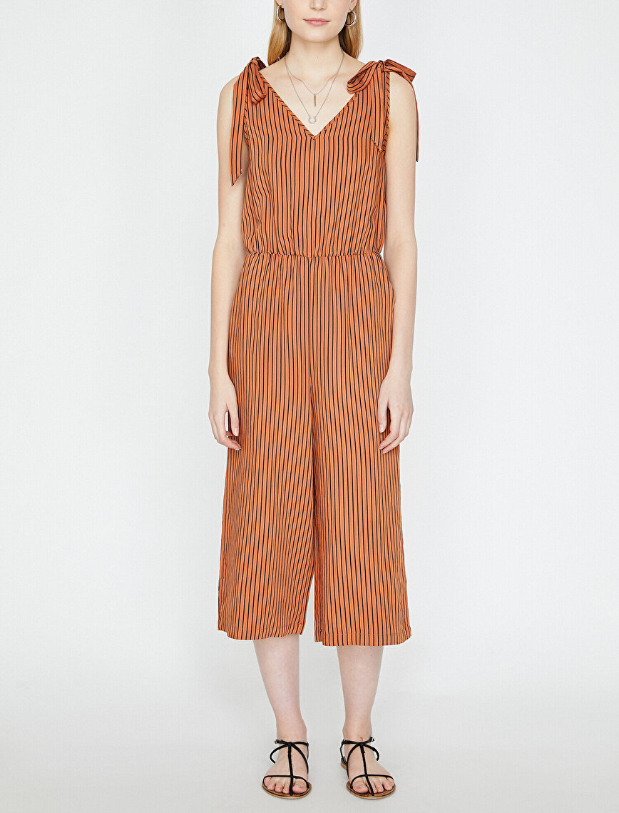 The Natural Look Jumpsuit
