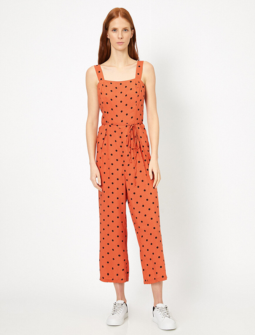 Dotted Jumpsuits