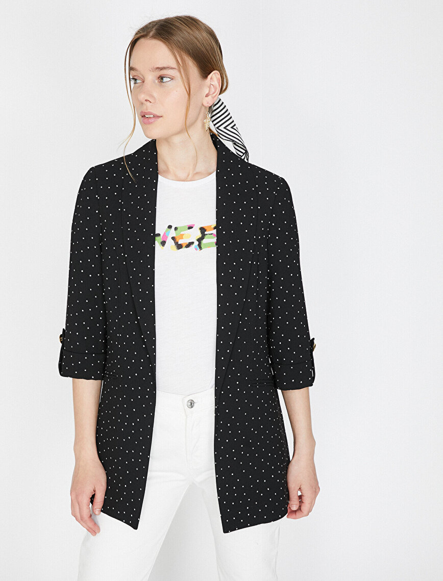 Dotted Coat