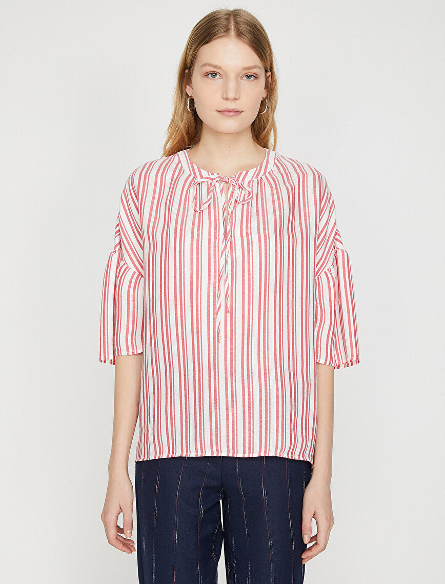 Striped Blouse