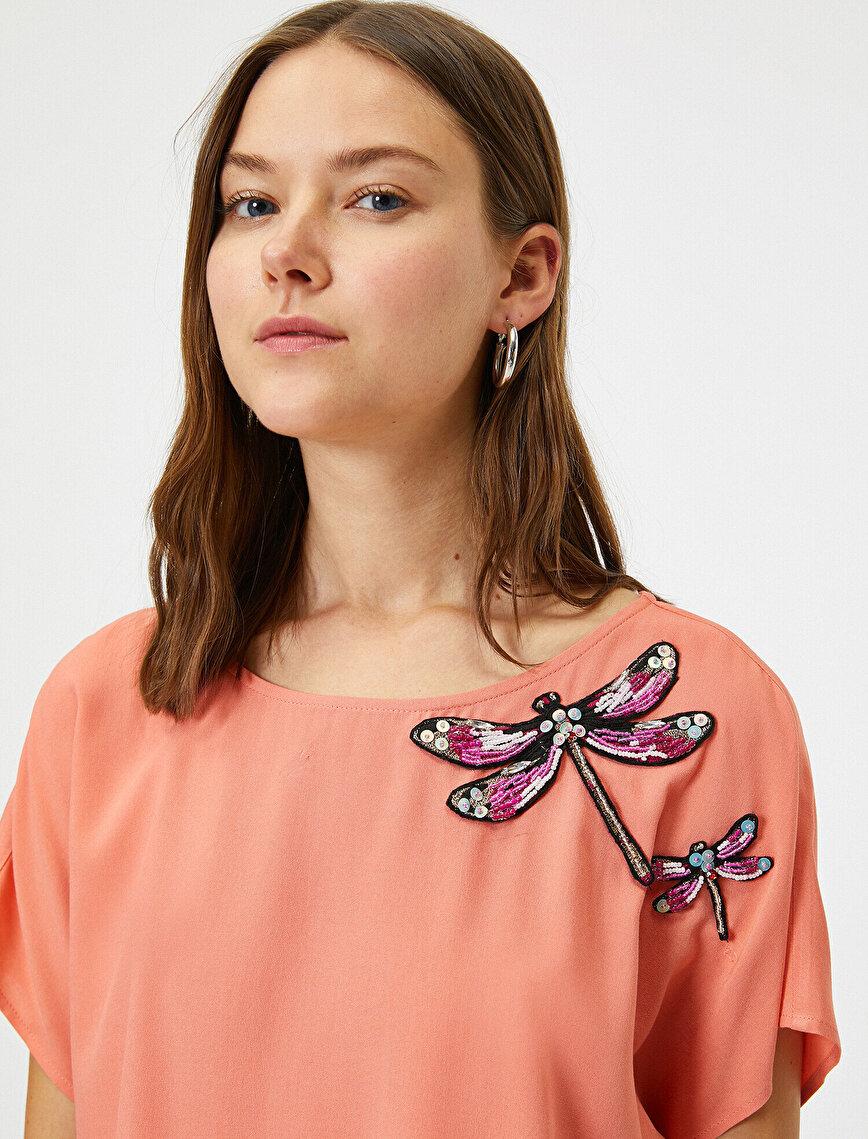 Embellished Blouse