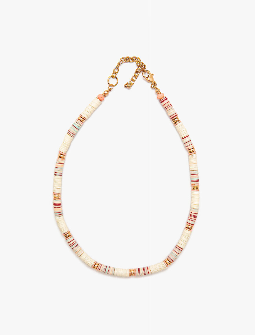 Beads Detailed Necklace