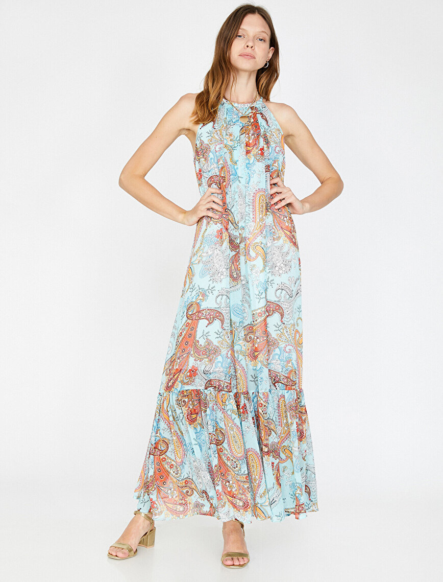 The Maxi Dress - Maksi Elbise