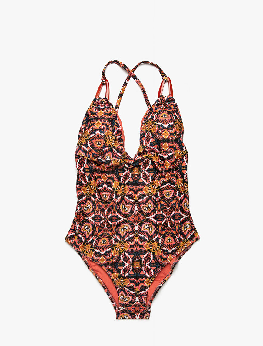 PatternedSwimsuit