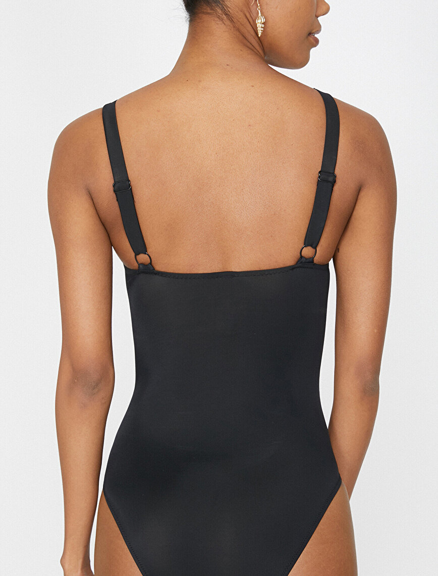 Drow String Swimsuit