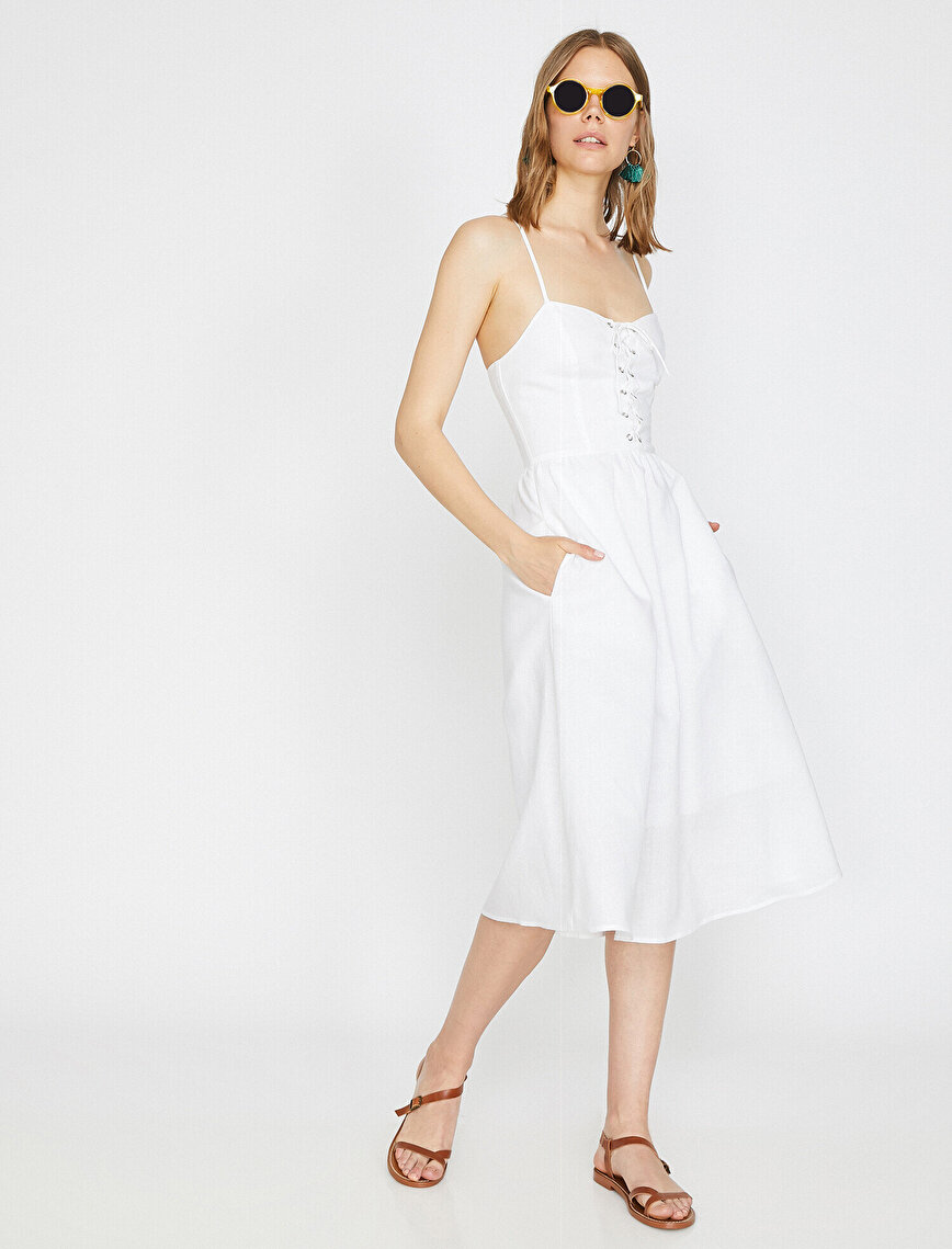 The Summer White Dress