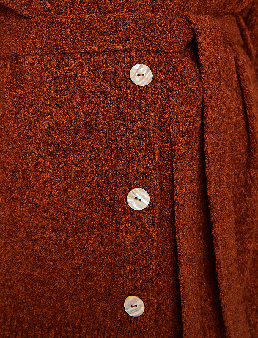 Button Detailed Cardıgan