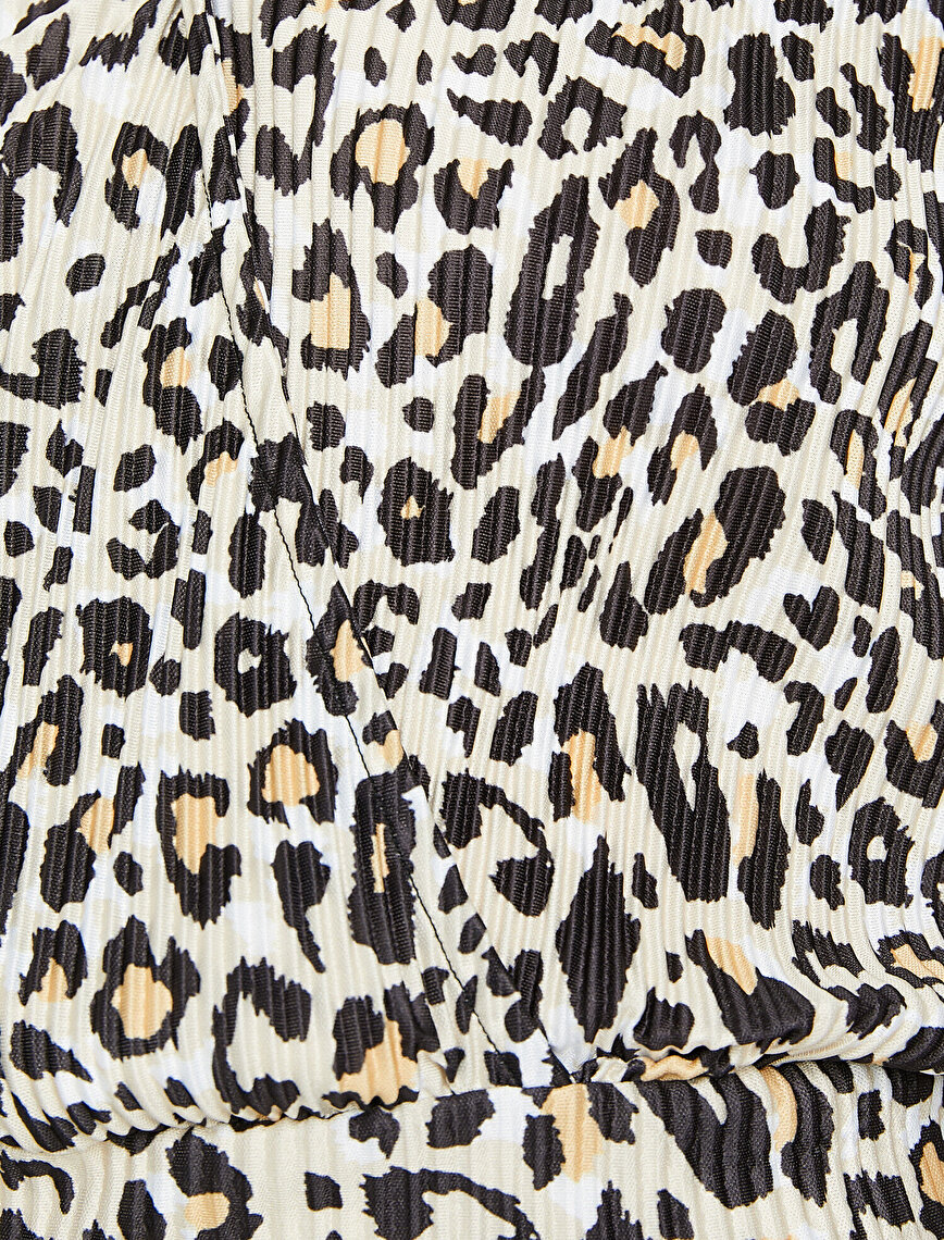 Leopard Patterned T-Shirt