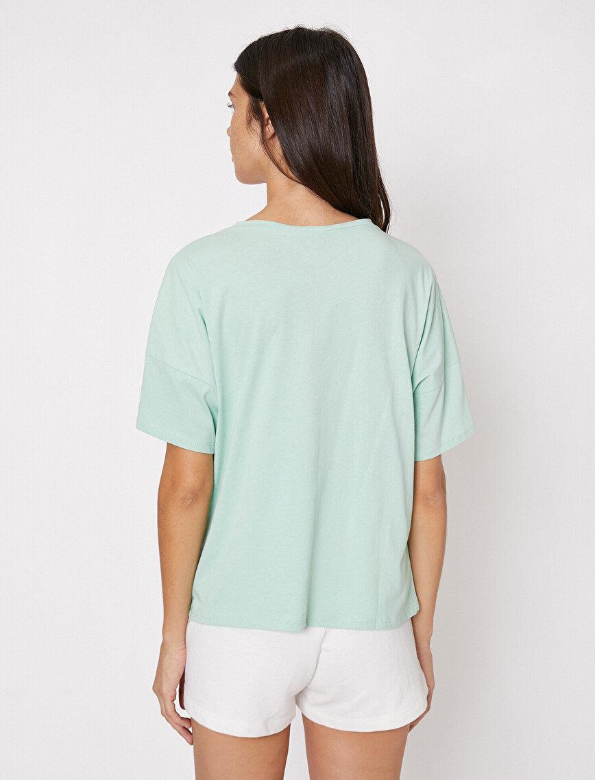 Koton Love T-Shirt