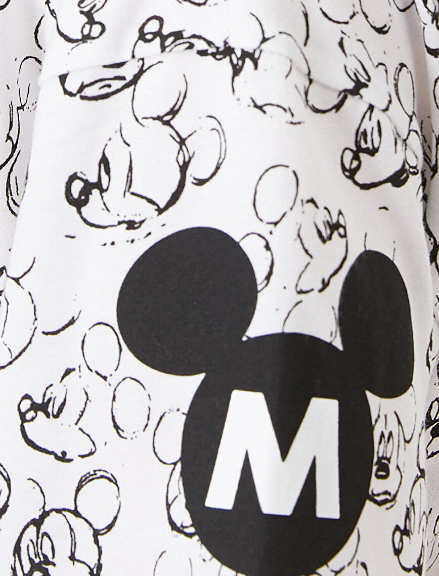 Mickey Mouse Licensed Printed T-Shirt