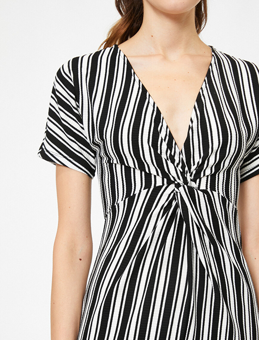 Striped Jumpsuits