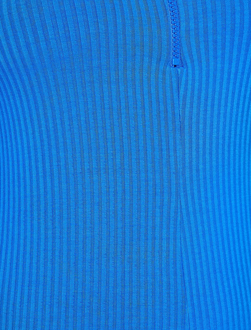 Zipper Detailed Jumpsuits