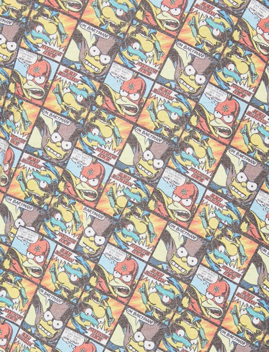 Simpsons Licensed Printed T-Shirt