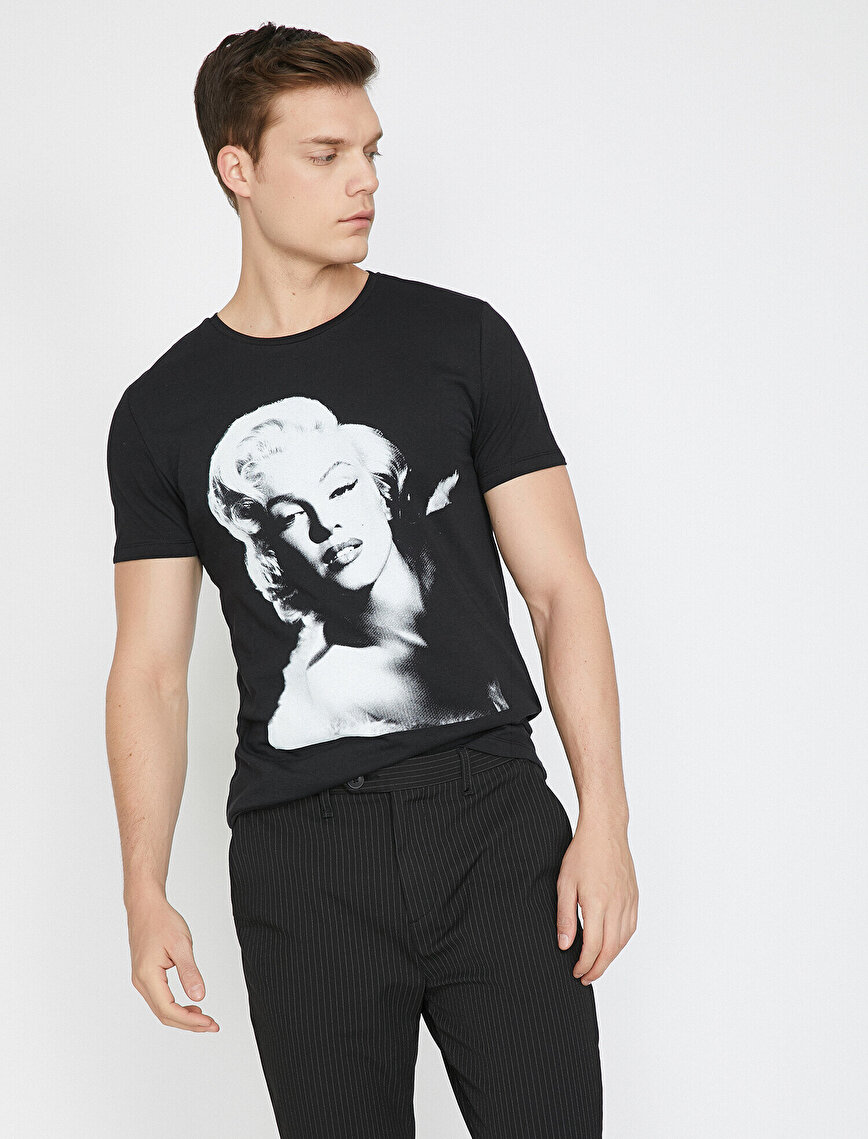 Marly Licensed Printed T-Shirt