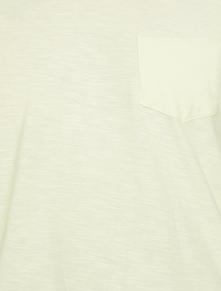 V Yaka T-Shirt