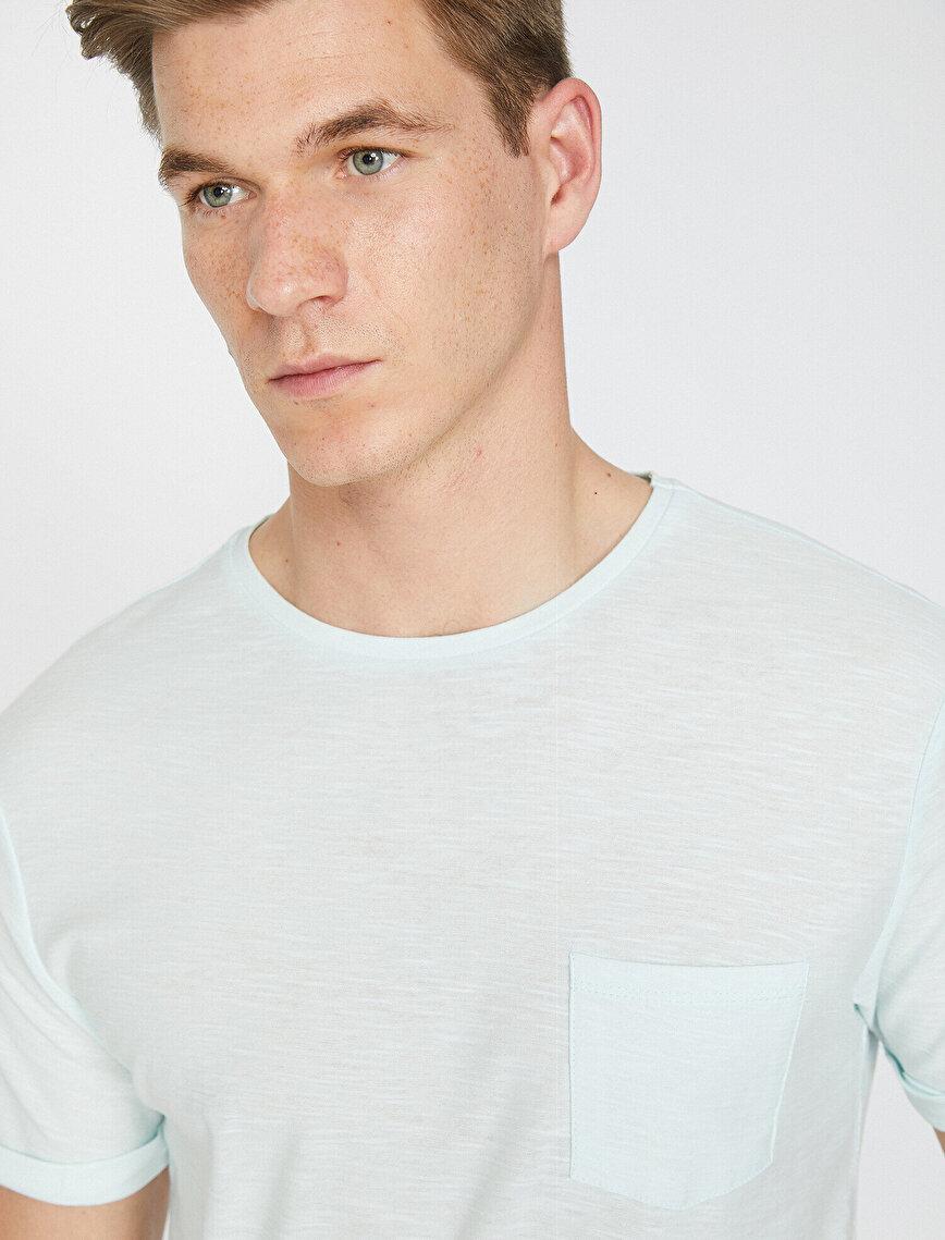 Bisiklet Yaka T-Shirt