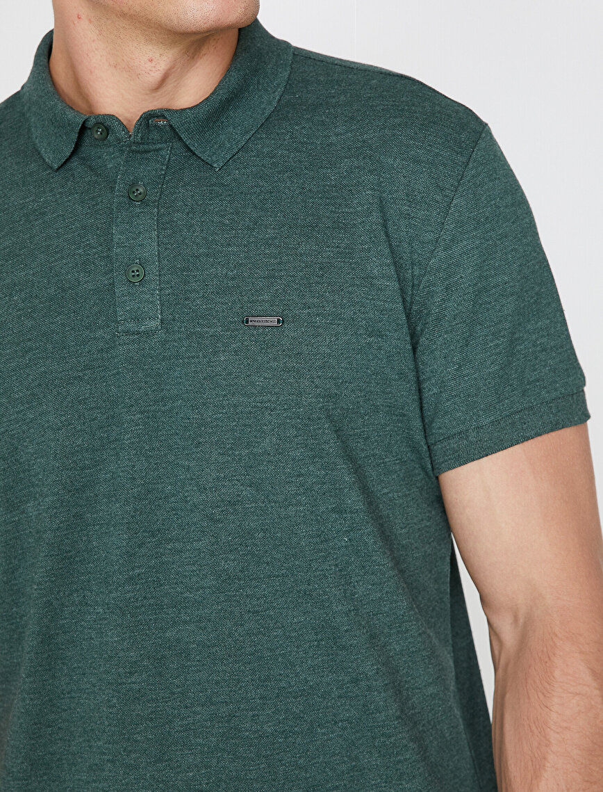 Polo Yaka T-Shirt