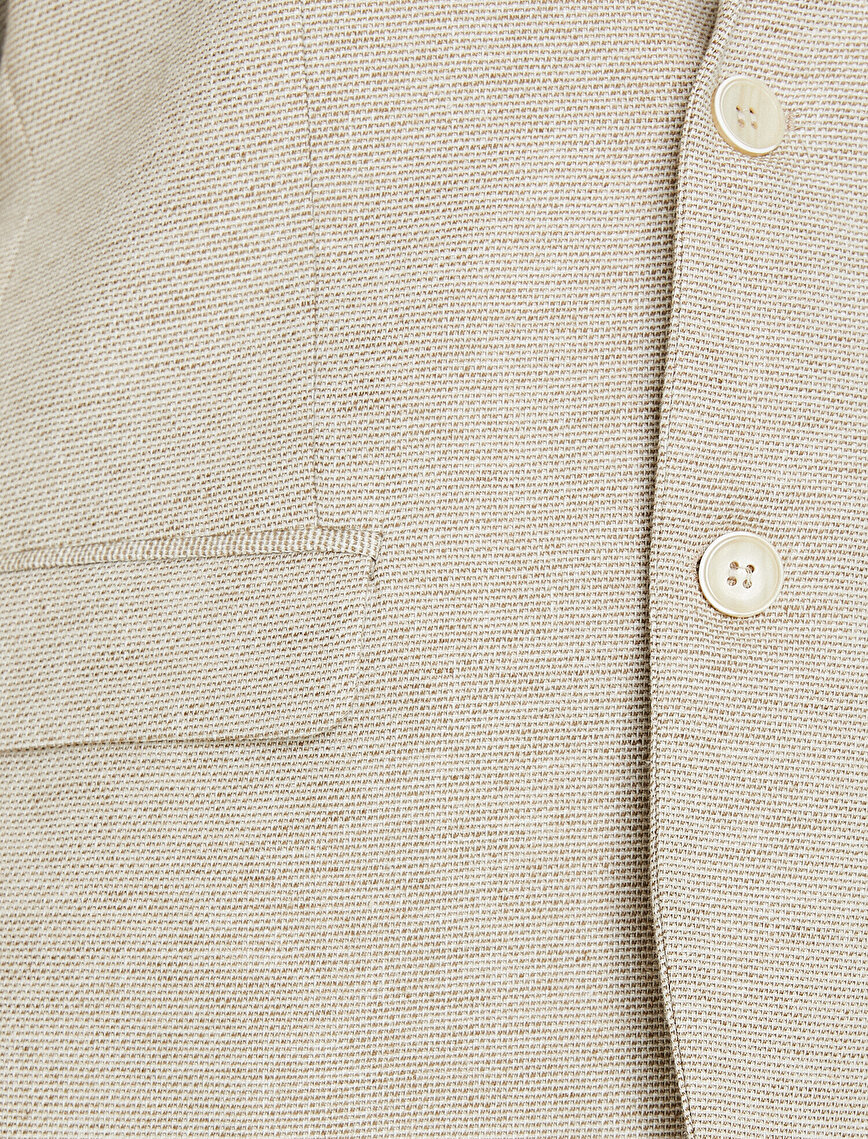 Pocket Detailed Blazer Jacket