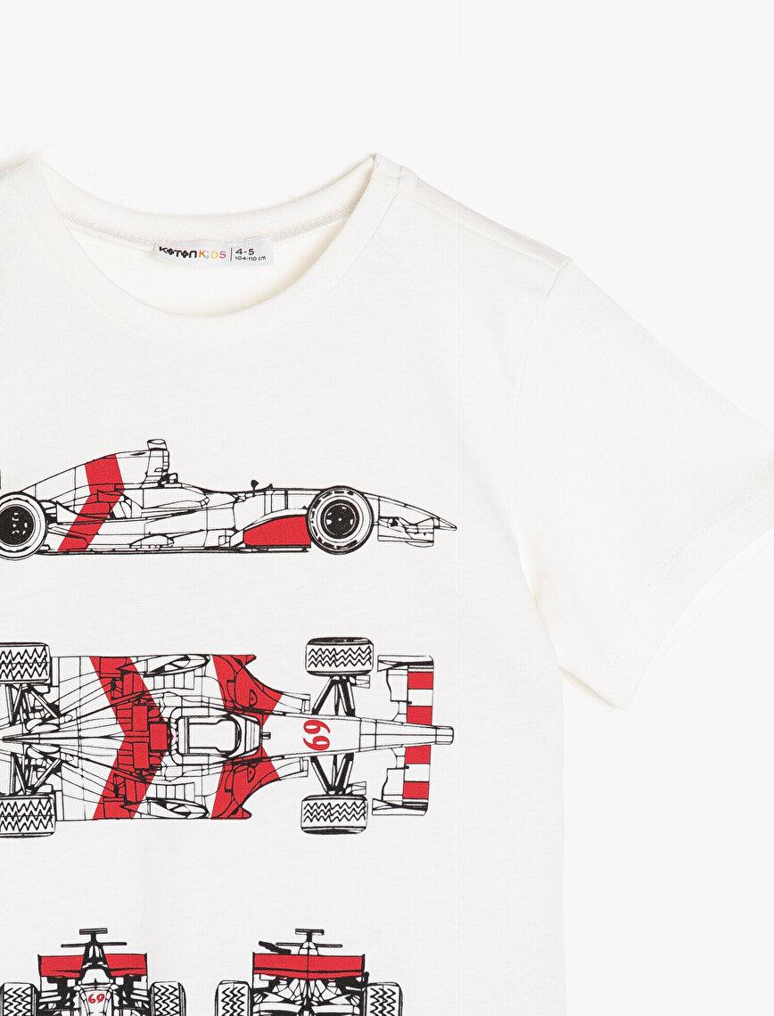 Baskılı T-Shirt