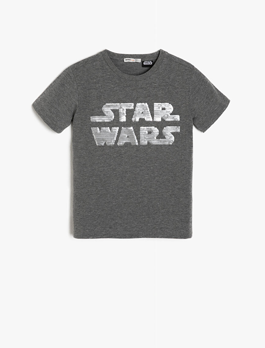 Star Wars Licensed Printed T-Shirt