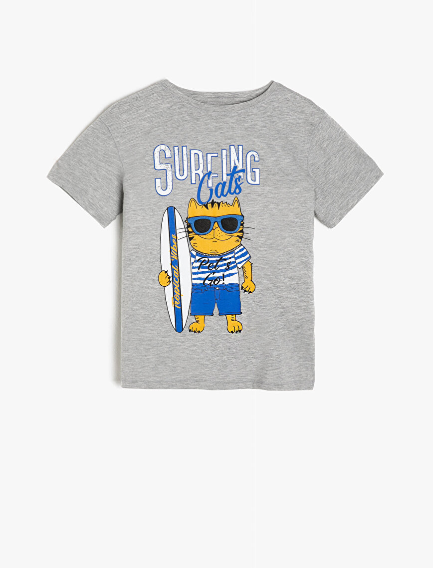 Koton Kids Love T-Shirt