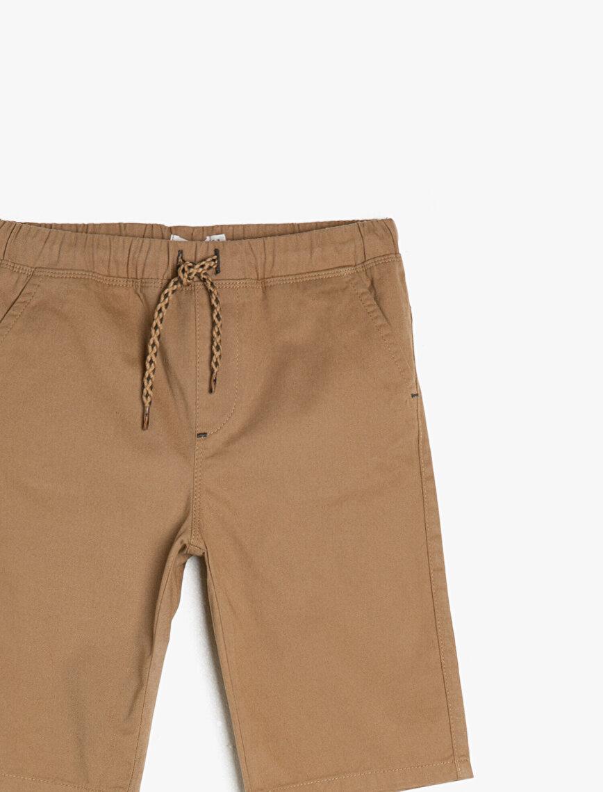 Tie Waist Short