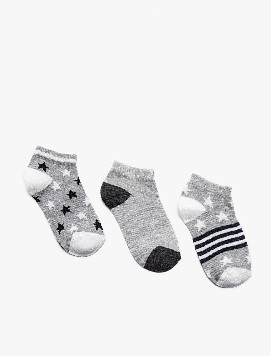 3 Packs Boy Socks