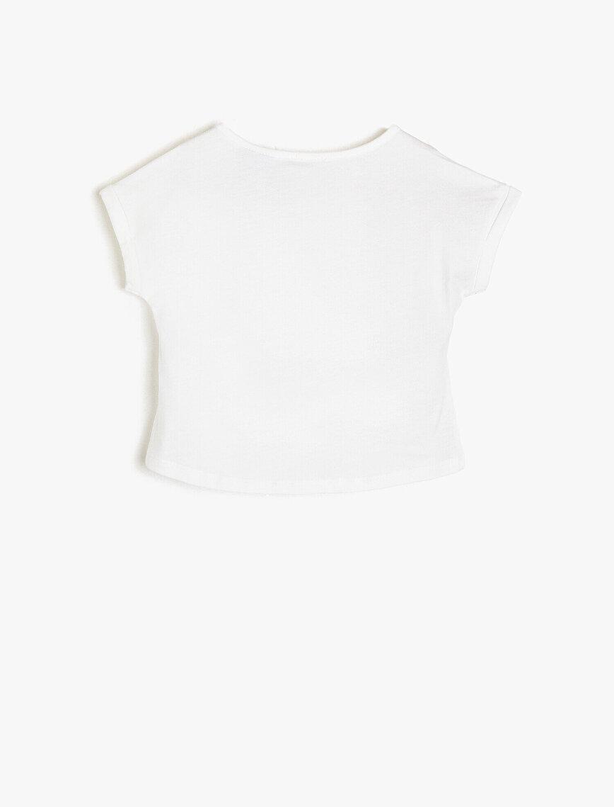 Tweety Lisanslı Baskılı T-Shirt
