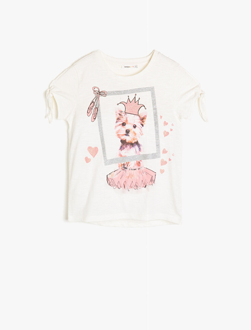 Koton Kids Love T-Shirt