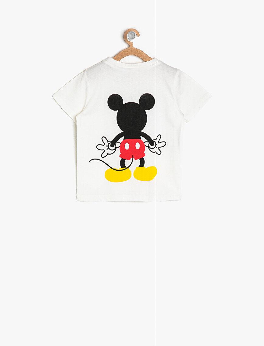 Disney Baskılı T-Shirt