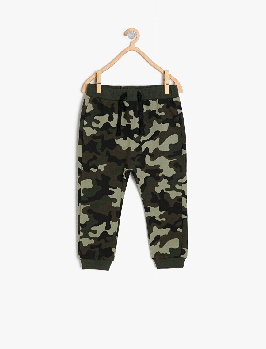 Camouflage Patterned