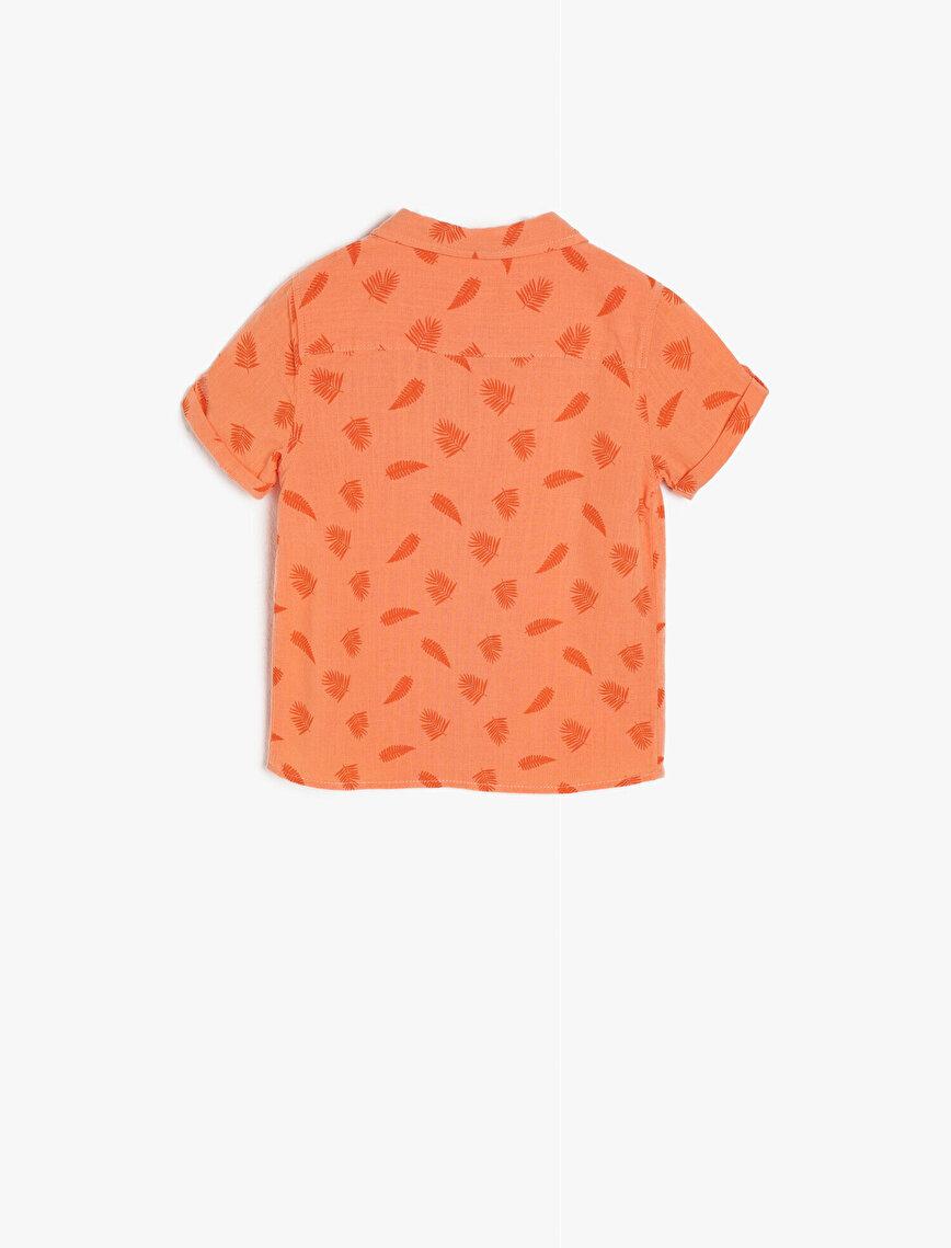 Desenli Gömlek